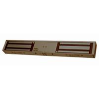 ASP-1200DDURO ASP Alarm Control 1200 Pound Double Door Magnetic Lock in Dark Bronze