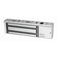 ASP-1200S ASP Alarm Control 1200 Pound Single Door Magnetic Lock in Clear Anodized