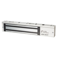 ASP-600S ASP Alarm Control 600 Pound Single Door Magnetic Lock in Clear Anodized