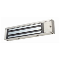 ASP-300S ASP Alarm Control 300 Pound Single Door Magnetic Lock in Clear Anodized