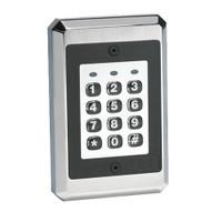 212iLW IEI Indoor/Outdoor Flush-mount Weather Resistant Keypad