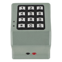 DK3000-26D Alarm Lock Trilogy Electronic Narrow Style Digital Lock in Satin Chrome Finish