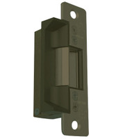 7140-310-313 Adams Rite Electric Strike in Dark Bronze Anodized Finish