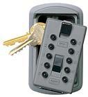 Supra 001193 Wall Box Push Button S6 Lock Box