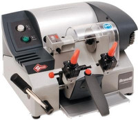 Kaba Ilco Bravo 3 Semi Automatic Key Machine with EZ Jaw