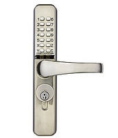 Codelocks CL465 Narrow Stile Lock, Push Button w/passage