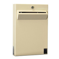 Protex LPD-161 Wall Drop Box with Tubular Keys