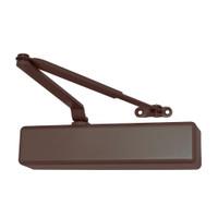 1461-Hw-PA-DKBRZ LCN Door Closer Hold Open Arm with Parallel Arm Shoe in Dark Bronze Finish