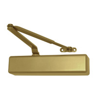 1461-Hw-PA-LTBRZ LCN Door Closer Hold Open Arm with Parallel Arm Shoe in Light Bronze Finish
