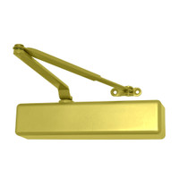 1461-HD-BRASS LCN Door Closer with Heavy Duty Arm in Brass Finish