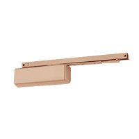 3133SE-LONG-RH-24V-AC/DC-US10 LCN Door Closer with Long Arm in Satin Bronze Finish