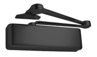 4040XP-REG-BLACK LCN Door Closer with Regular Arm in Black Finish