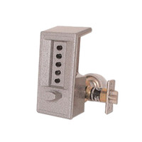 6204-67-41 Simplex mechanical push button Lock in Almond