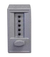 6202-86-41 Simplex mechanical push button Lock in grey