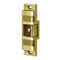 6111-FS-DS-LC-24VDC-US4 Von Duprin Electric Strike in Satin Brass Finish