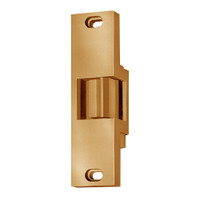 6113-12VDC-US10 Von Duprin Electric Strike in Satin Bronze Finish