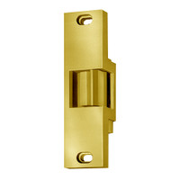 6113-12VDC-US3 Von Duprin Electric Strike in Bright Brass Finish