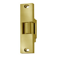 6113-24VDC-US4 Von Duprin Electric Strike in Satin Brass Finish