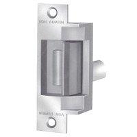 6211WF-FS-DS-LC-24VDC-US32 Von Duprin Electric Strike in Bright Stainless Steel Finish