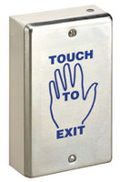 SP-1LH Securitron Label Touch Plate - Handicap Decal