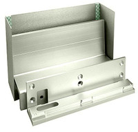TJ-68CL Securitron Inswinging Door Kit for M68 Series in Clear Anodized Finish