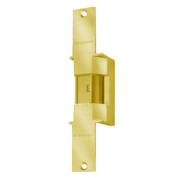 6225-12VDC-US4 Von Duprin Electric Strike in Satin Brass Finish