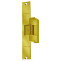 6224-DS-LC-12VDC-US3 Von Duprin Electric Strike in Bright Brass Finish