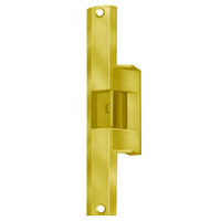 6224AL-FS-DS-LC-24VDC-US3 Von Duprin Electric Strike in Bright Brass Finish