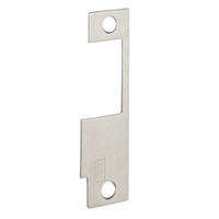 "852K-630 Hes 4-7/8"" x 1-1/4"" Faceplate in Satin Stainless Finish"