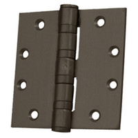 HWBB74545-640 Don Jo Full Mortise Ball Bearing in Oil Rubbed Bronze Finish