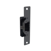 7430-335 Adams Rite UltraLine Electric Strike for Aluminum Jambs in Black Anodized Finish