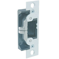 7440-628 Adams Rite UltraLine Electric Strike for steel and wood jambs and doors in Clear Anodized Finish