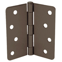 RPB74040-58-646 Don Jo Residential Hinges in Satin Nickel Finish