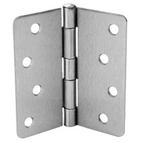 RPB74040-58-651 Don Jo Residential Hinges in Bright Chrome Finish
