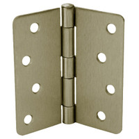 RPB74040-14-647 Don Jo Residential Hinges in Satin nickel Finish