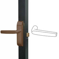 4600M-MJ-652-US10B Adams Rite MJ Designer Deadlatch handle in Oil Rubbed Bronze Finish