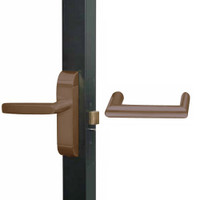 4600M-MW-622-US10B Adams Rite MW Designer Deadlatch handle in Oil Rubbed Bronze Finish