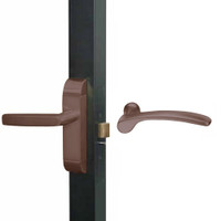 4600M-MN-652-US10B Adams Rite MN Designer Deadlatch handle in Oil Rubbed Bronze Finish