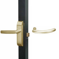 4600-MG-531-US4 Adams Rite MG Designer Deadlatch handle in Satin Brass Finish