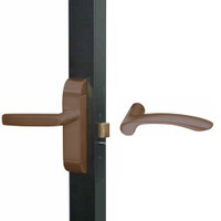 4600-MV-641-US10B Adams Rite MV Designer Deadlatch handle in Oil Rubbed Bronze Finish