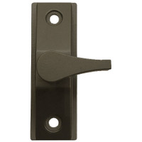 1015-121 Adams Rite 1015 Series Turns in Dark Bronze Anodized Finish