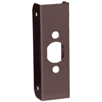10-10B-FE Don Jo Blank Wrap-Around Plate in Oil Rubbed Bronze Finish
