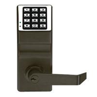 DL2700WP-US10B Alarm Lock Trilogy Electronic Digital Lock in Duronodic Finish