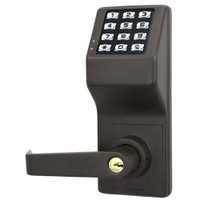 DL2800IC-Y-US10B Alarm Lock Trilogy Electronic Digital Lock in Duronodic Finish