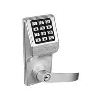 DL2875IC-M-US26D Alarm Lock Trilogy Electronic Digital Lock in Satin Chrome Finish
