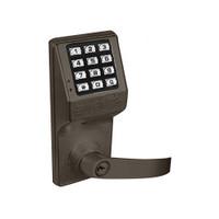DL3075WP-US10B Alarm Lock Trilogy Electronic Digital Lock in Duronodic Finish