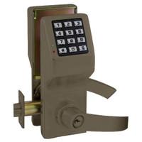 DL5375IC-US10B Alarm Lock Trilogy Electronic Digital Lock in Duronodic Finish