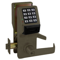 PDL5300-US10B Alarm Lock Trilogy Electronic Digital Lock in Duronodic Finish