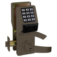 PDL5375IC-US10B Alarm Lock Trilogy Electronic Digital Lock in Duronodic Finish