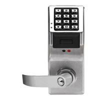 PDL3075-US26D Alarm Lock Trilogy Electronic Digital Lock in Satin Chrome Finish